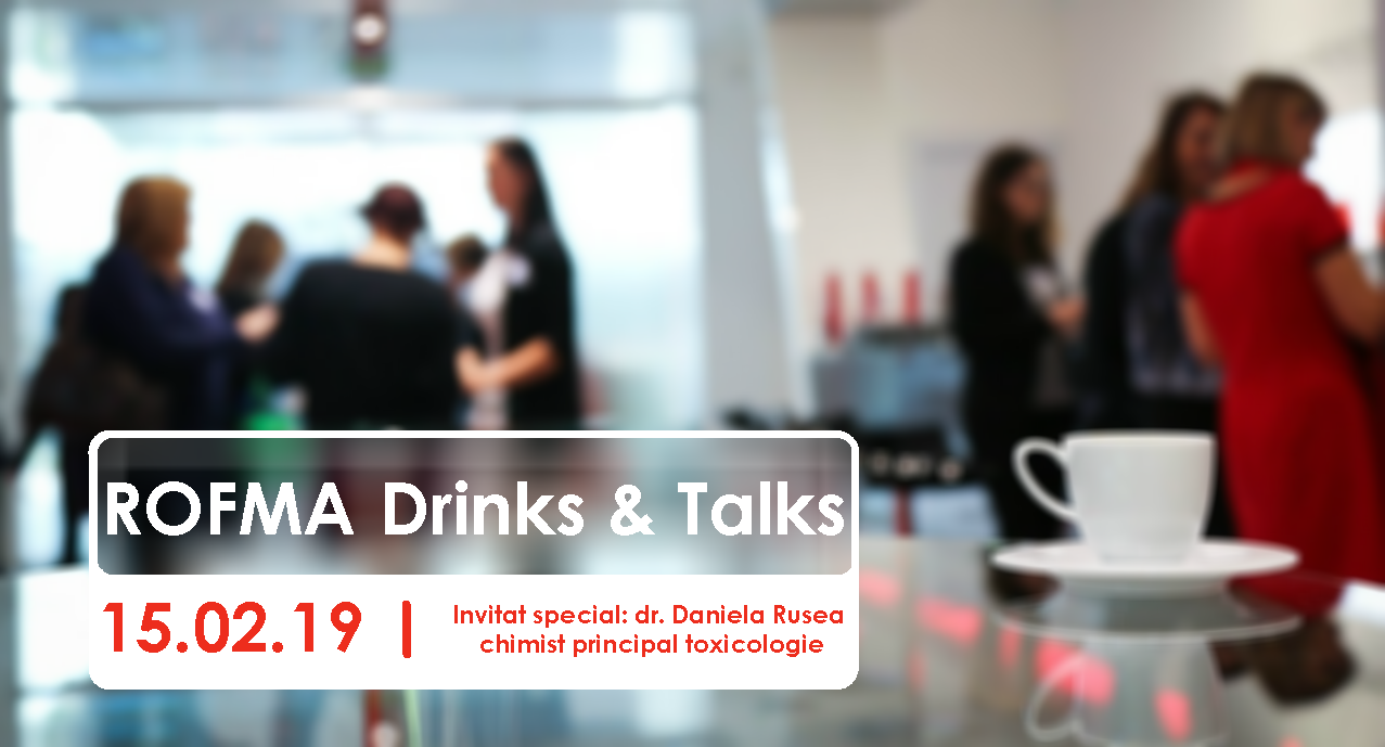 Rofma Drinks & Talks